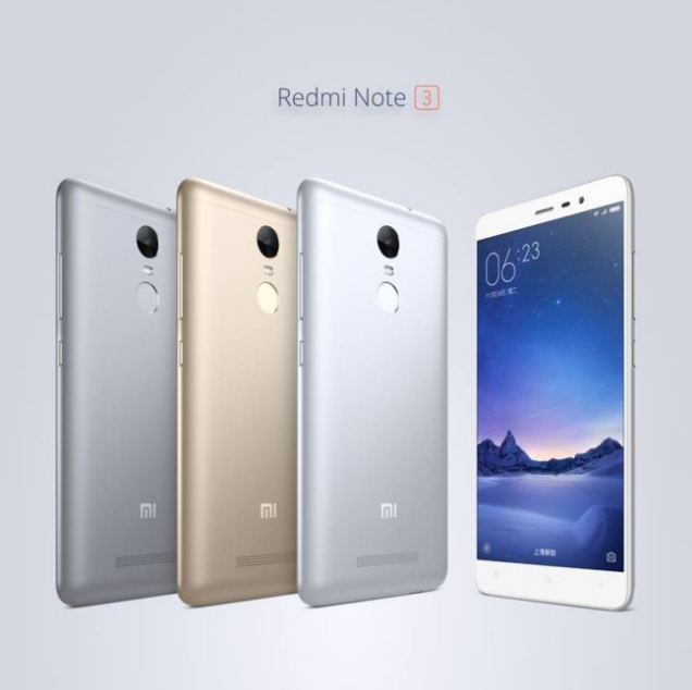 Redmi Note 32