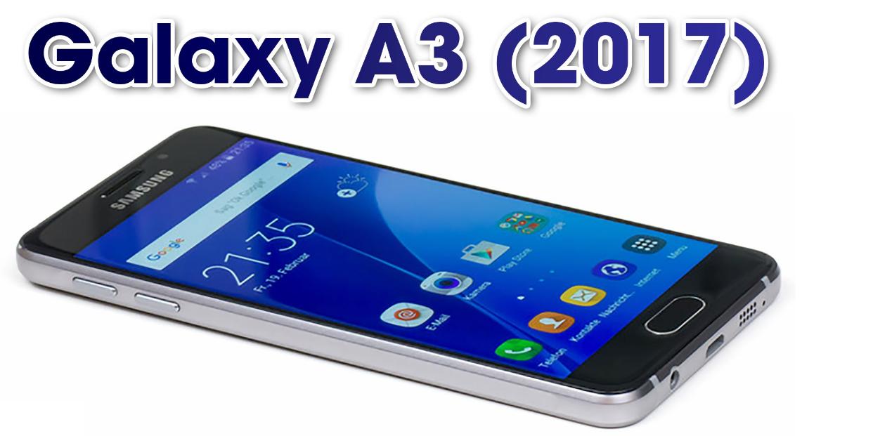 Galaxy A3 20171