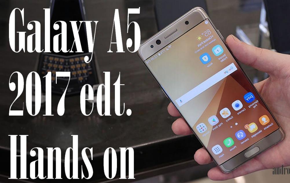 Galaxy A5 20171