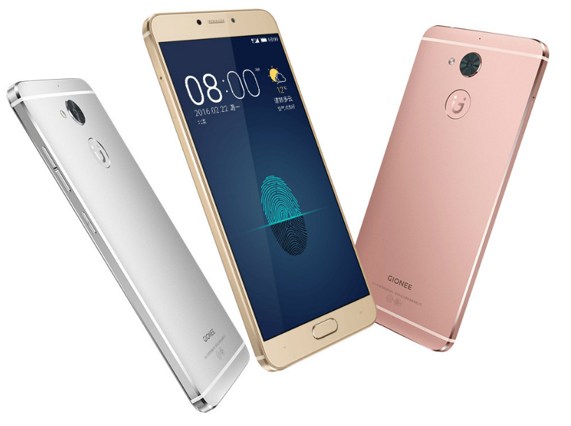Gionee S6 Pro1