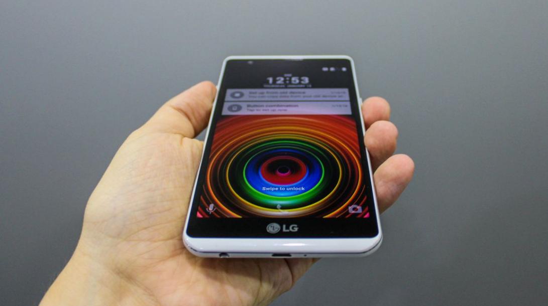LG X Power1