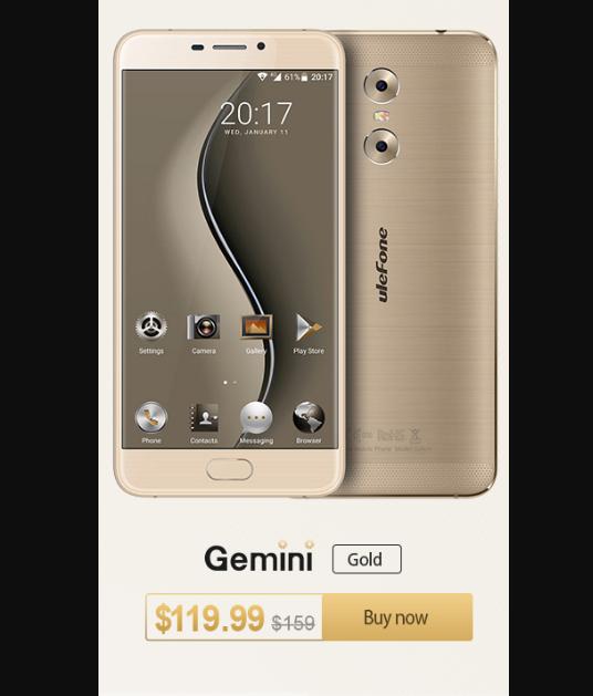 Ulefone Gemini1
