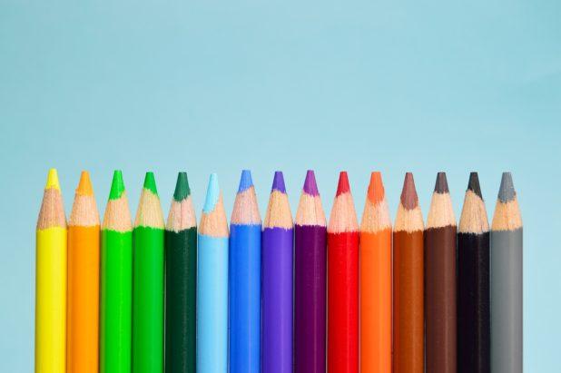 Lápices Color