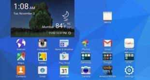 actualizar android en una tablet