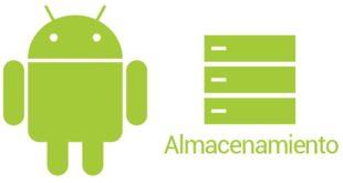 como liberar espacio de almacenamiento android