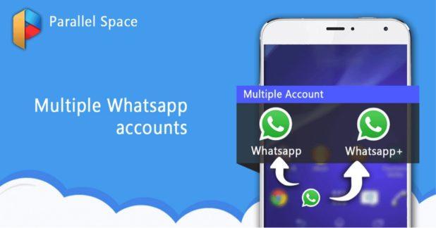 como usar dos cuentas de whatsapp en un mismo telefono 1