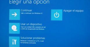 como iniciar en modo seguro en windows 10