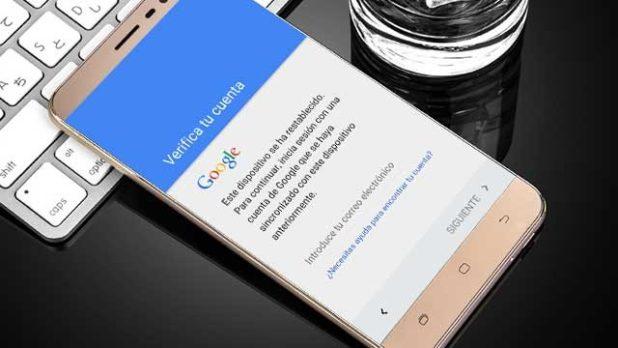 cuentas de google android