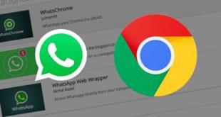 instalar whatsapp en google chrome tutorial