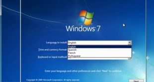 instalar windows 7 desde un usb