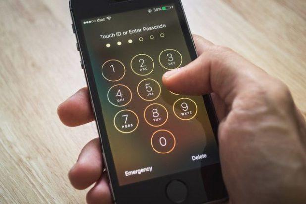proteger con contrasena apps en ios