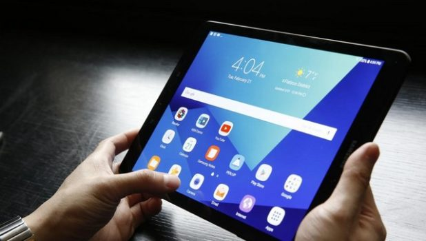 subir volumen tablet android