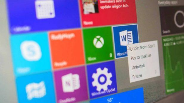 como quitar mensajes de publicidad en windows 10