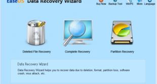 EaseUS Data Recovery Wisard la mejor aplicacion para recuperar informacion