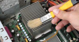 Pasos limpiar CPU