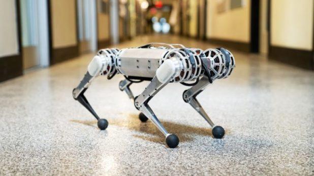 Marioneta robot