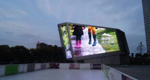Destripamos las ventajas de las pantallas led de exterior gigantes que se usan para la publicidad